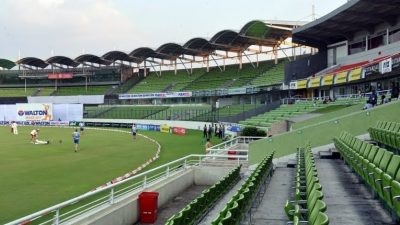 Pandemic a blessing for BCB grounds