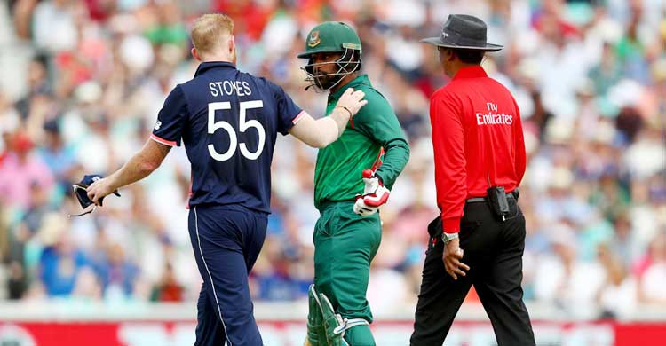 Stokes at it again with Tamim