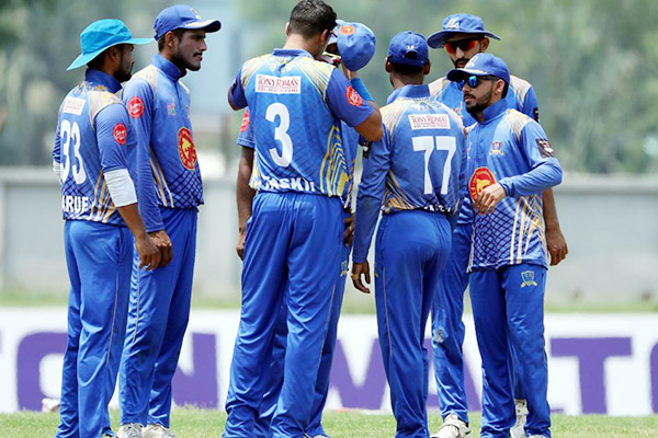 Rupganj finish as runners-up