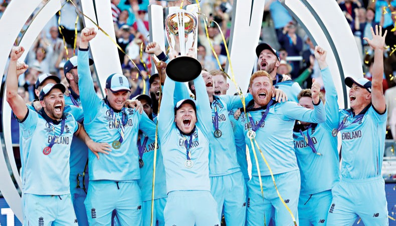 England crowned new kings of cricket